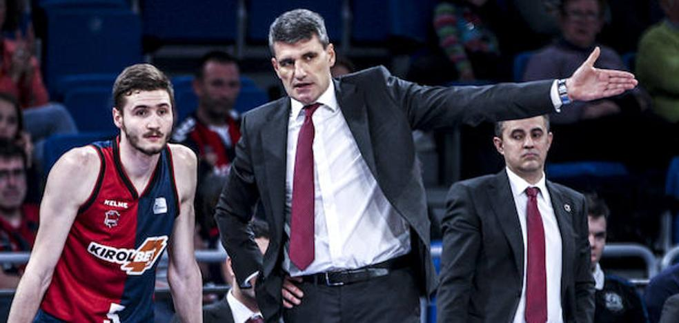 Perasovic: «Ha sido un partido donde las defensas han existido poco»
