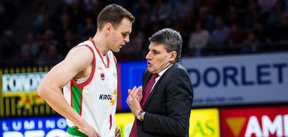 «Hemos cumplido con nuestro propósito, ganar y repartir minutos», asegura Perasovic