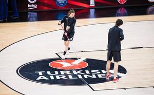 El Baskonia se enfrenta al Joventut sobre el parqué de la Final Four