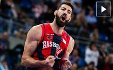 Shengelia, Jugador Más Espectacular de la temporada ACB