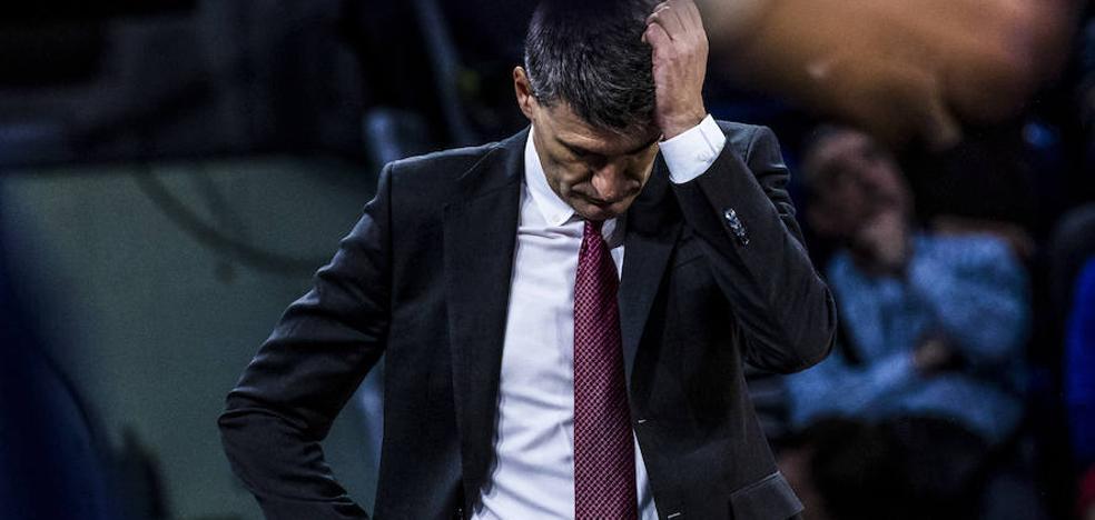 Perasovic: «Hemos sido pesados en defensa y no hemos podido con ellos»
