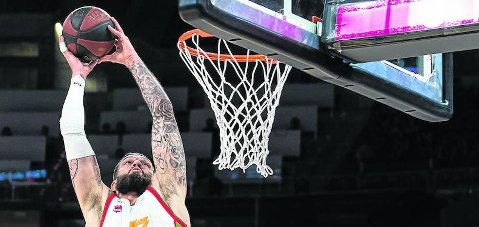 La etapa final de Poirier hacia el paraíso NBA