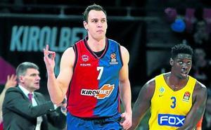 El Maccabi coloca a Voigtmann entre sus objetivos