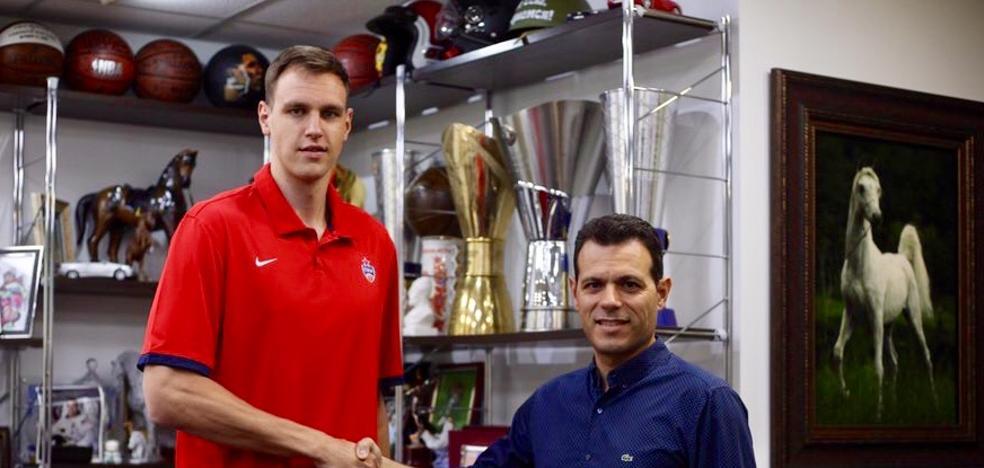 Voigtmann elige el CSKA