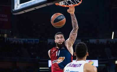 «Hoy cumplo mi sueño de ir a la NBA», dice Poirier tras pactar su salida del Baskonia