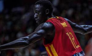 Diop salva el primer corte y viajará con la selección española a Los Ángeles