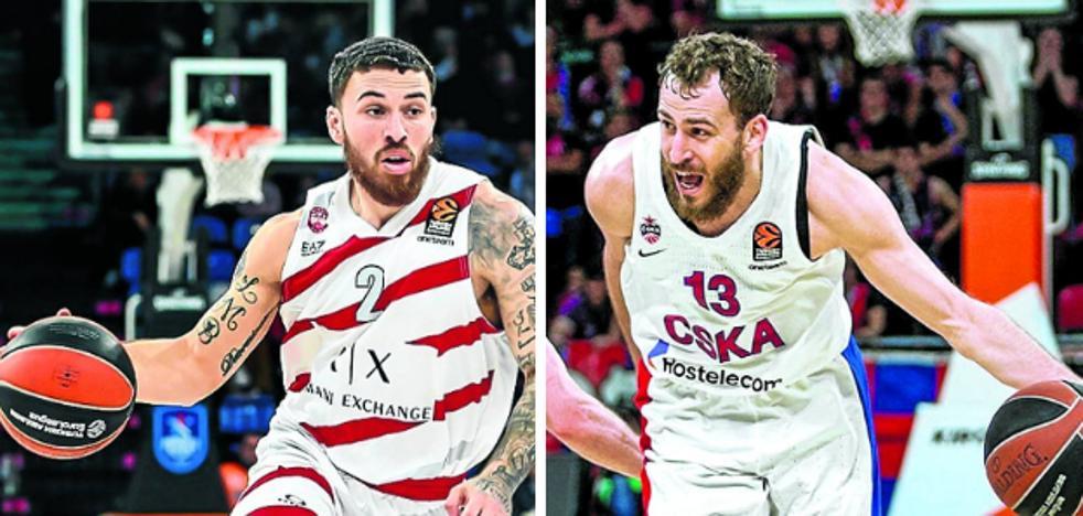 La plantilla del CSKA, el oro de Moscú