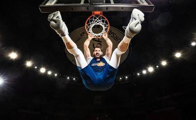 El Baskonia se abona al domingo en 25 de las 34 jornadas ACB