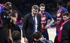 Perasovic: «Nuestro segundo tiempo ha sido muy malo a nivel de concentración y defensa»