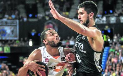 El uno a uno del Bilbao Basket-Kirolbet Baskonia