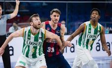 Las mejores fotos del TD Systems Baskonia - Real Betis