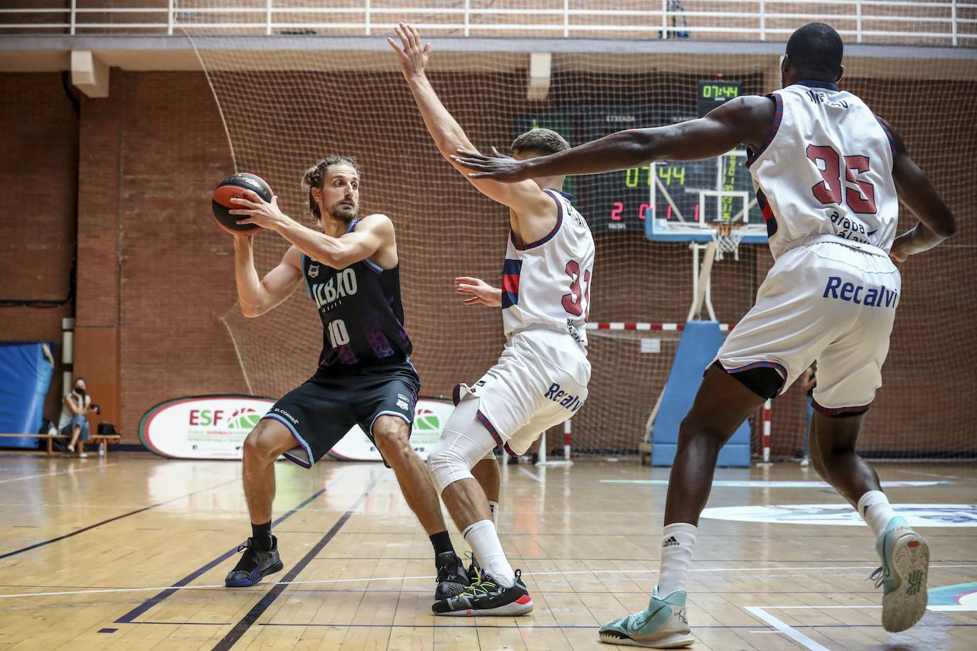 Las mejores imágenes del Bilbao Basket - Baskonia