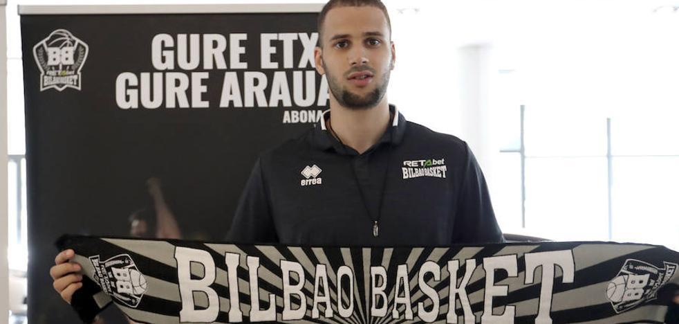 Hammink llega a Bilbao para «crear juego, ser rápido y tirar»