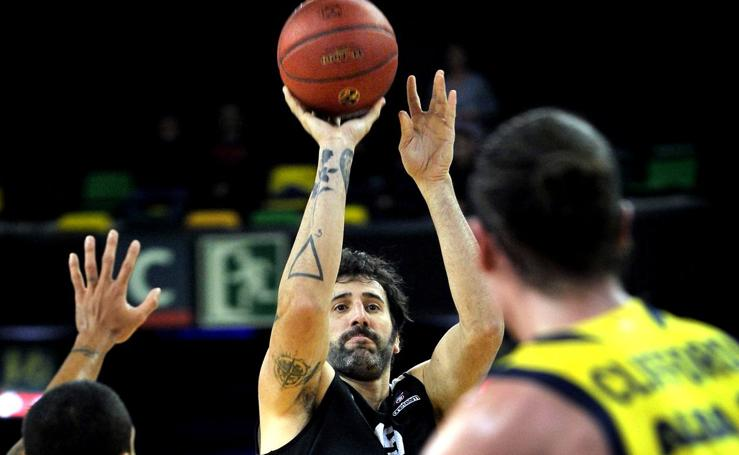 El RETAbet Bilbao Basket - Alba Berlín, en imágenes