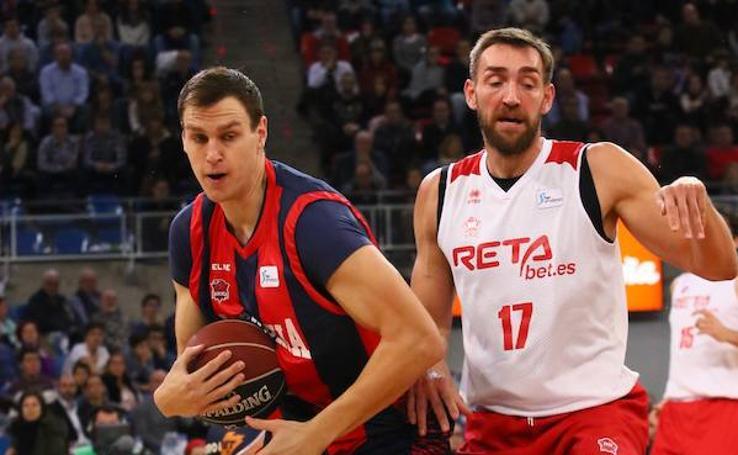 Las mejores imáganes del Baskona - RETAbet Bilbao Basket de Liga Endesa 2017-18
