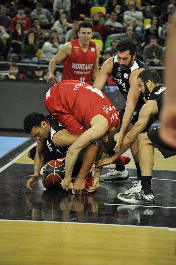 Las mejores imágenes del RETAbet Bilbao Basket - Montakit Fuenlabrada
