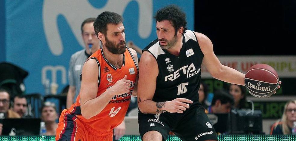 El Bilbao Basket ya está donde no quería