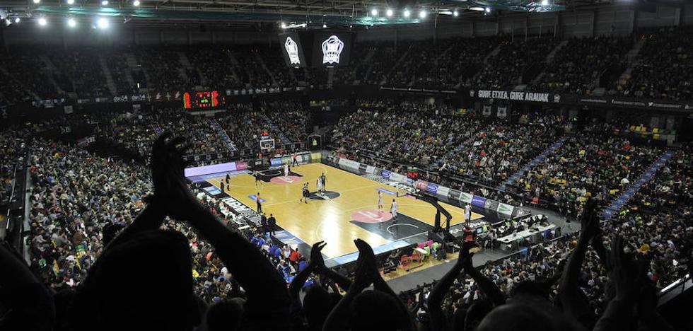 Huchas en Miribilla para pagar la multa de la ACB al Bilbao Basket