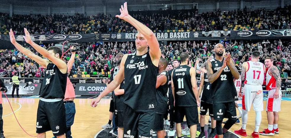 Las instituciones eluden comprometerse en la salvación económica del Bilbao Basket
