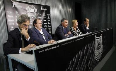 El Bilbao Basket competirá la próxima temporada en la liga LEB