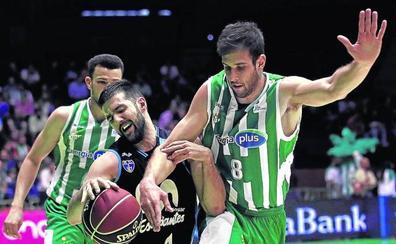 Otro hombre interior se suma al proyecto del Bilbao Basket
