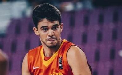 Un joven valor de la cantera sevillana refuerza el juego exterior del Bilbao Basket