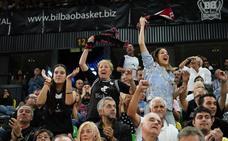 Sorprendente asistencia en el estreno en Miribilla