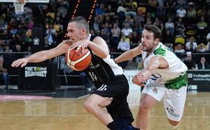 Segunda victoria del Bilbao Basket ante casi siete mil espectadores