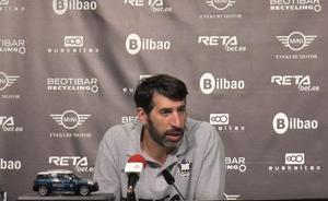 Mumbrú sobre el Levitec Huesca: «Será un partido complicado, tendremos que defender bien»