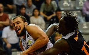 El Bilbao Basket expone su coliderato ante el Huesca en Miribilla