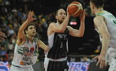 Las mejores imágenes del partido del Bilbao Basket-Levitec Huesca
