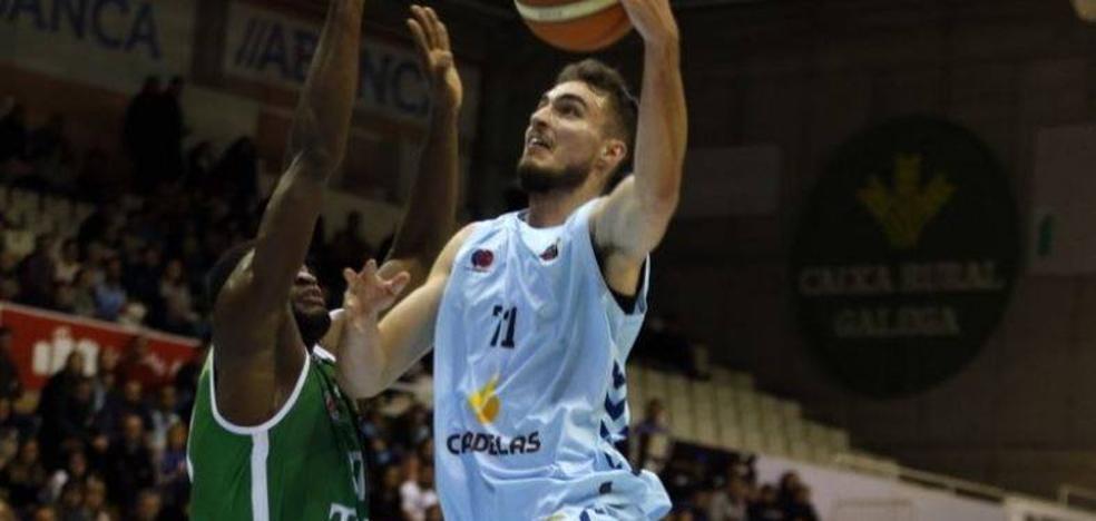 El Bilbao Basket contrata a Leonardo Demetrio por la lesión de Sinica