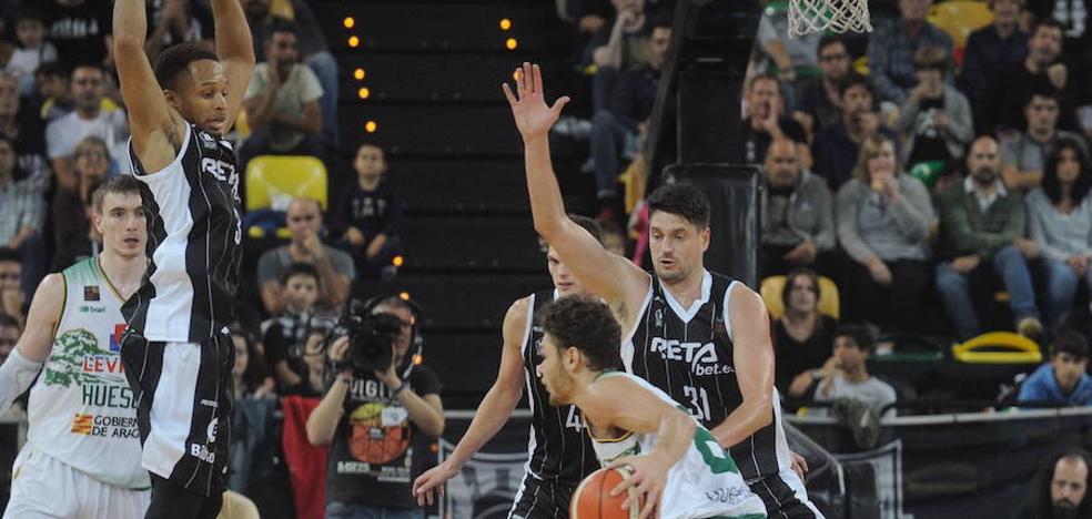 El Bilbao Basket, a recolocar las cosas en su sitio en Coruña