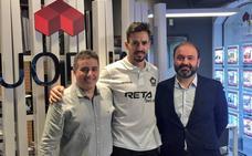 Rafa Huertas: «No hay sitio mejor para jugar en esta Liga»