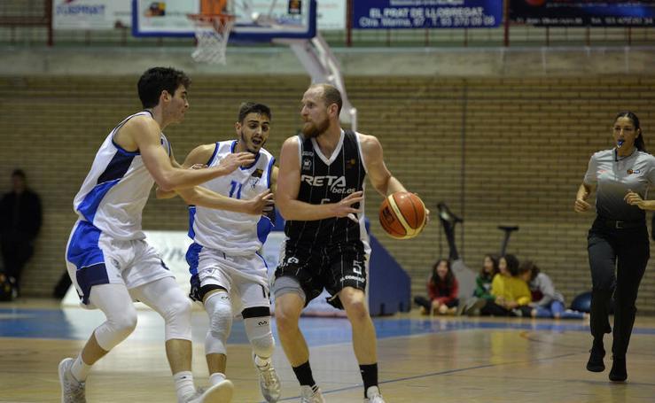 El Bilbao Basket impone la lógica (Prat 66 - Bilbao Basket 73)
