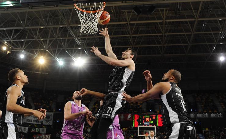 Bilbao Basket-Araberri, en imágenes