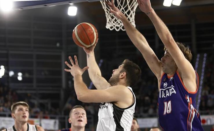 Estas son las imágenes que nos deja el Palencia - Bilbao Basket