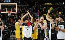 El uno a uno del Bilbao Basket-Ourense