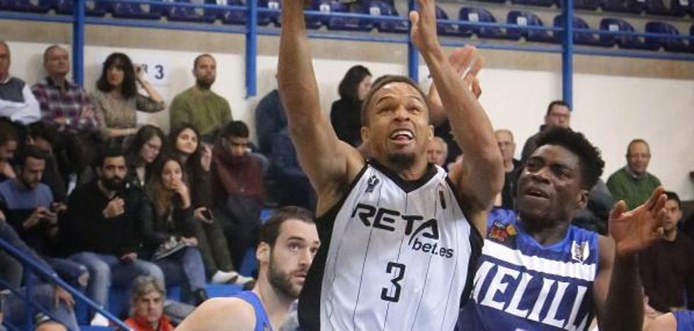 El uno a uno del Melilla- Bilbao Basket