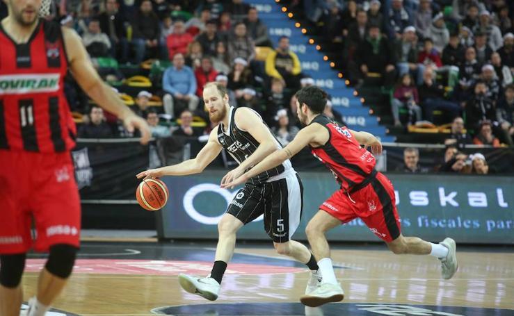 Bilbao Basket-Granada, en imágenes