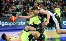 El uno a uno del Bilbao Basket- Barcelona