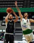 Las mejores imágenes del Tau Castelló - RETAbet Bilbao Basket