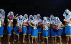 El 'show' del Bilbao Basket, en imágenes