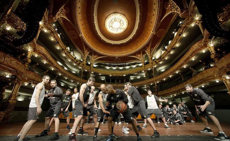 Los momentos más insólitos del Bilbao Basket
