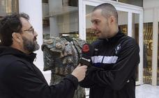Javi Salgado: «Tenemos muchas ganas»