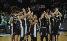 Bilbao Basket-Leyma, en imágenes