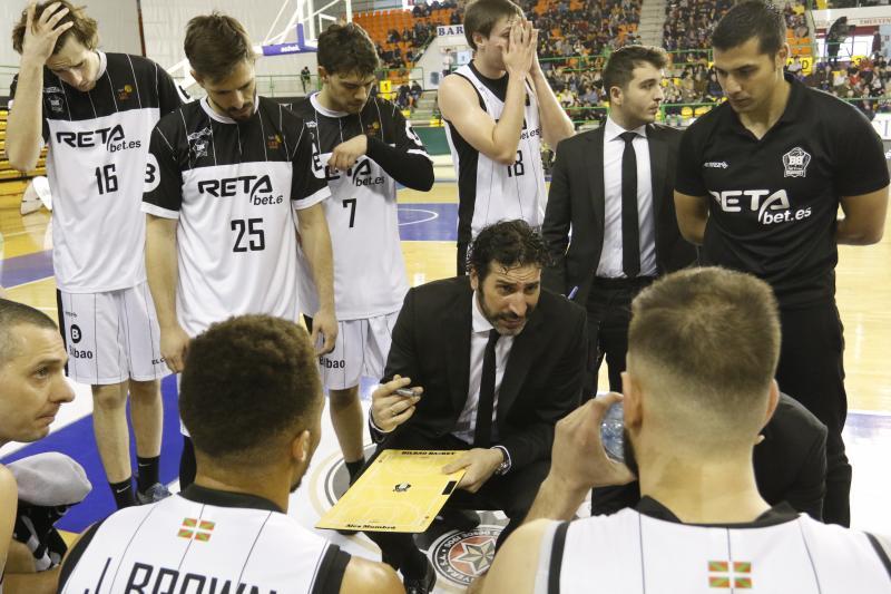 Victoria y clasificación del Bilbao Basket para los play-off