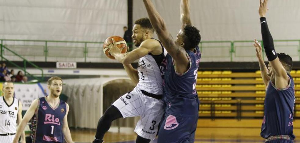 El uno a uno del Ourense- Bilbao Basket