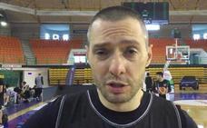 Javi Salgado se declara apto para jugar esta tarde en Ourense