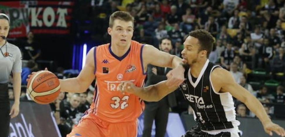El Palencia, rival del Bilbao Basket en los cuartos por el ascenso a la ACB